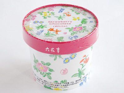 六花亭 ストロベリーチョコレートホワイト
