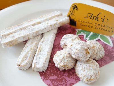 湘南チーズパイ・コーンフレーククッキー