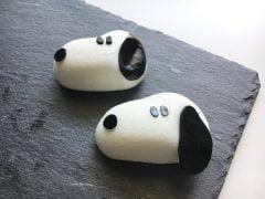 スヌーピー茶屋 薯蕷まんじゅう