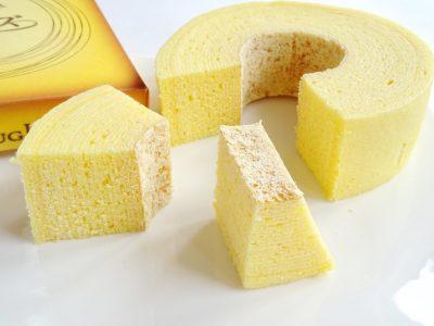 味わいチーズバウムTSUMUGI