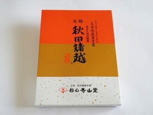杉山壽山堂 秋田諸越外装