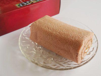 岩手山ぶどうロールケーキ