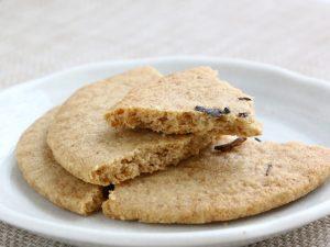 みんなのクッキーほうじ茶中身の写真