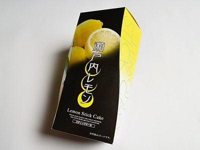 瀬戸内レモンスティックケーキ