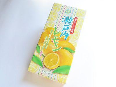 瀬戸内レモン ホワイトチョコチップレモンクッキー