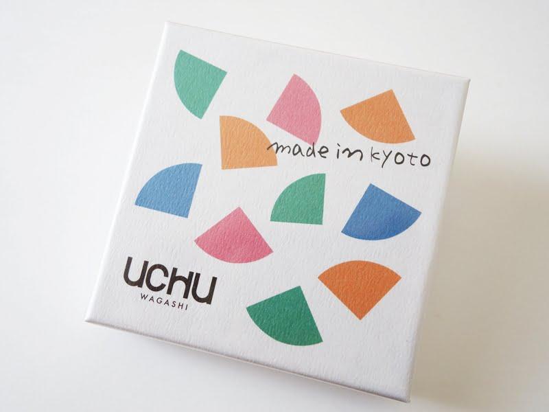 UCHU WAGASHI「drowing」外装
