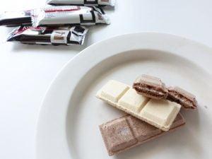 神戸チョコレートスティック中身
