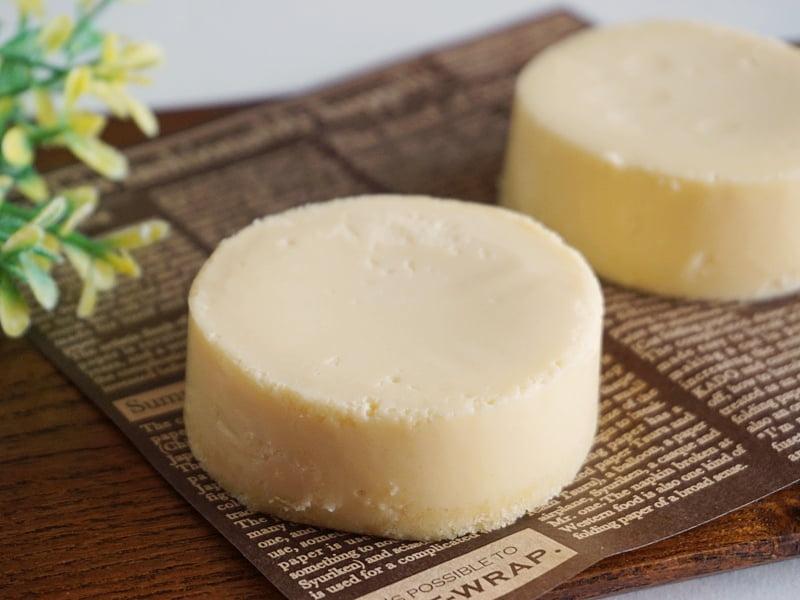 チーズケーキ 酪(らく)中身