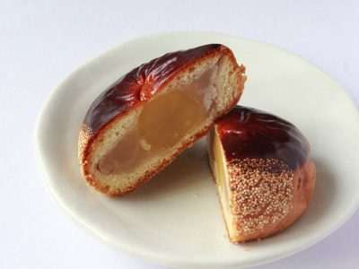 田中旭榮堂 栗饅頭