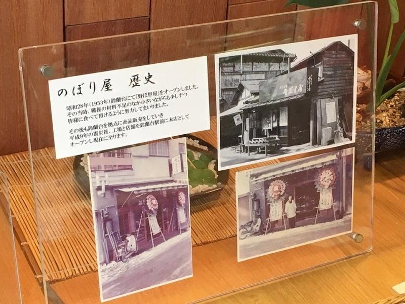 のぼり屋の歴史