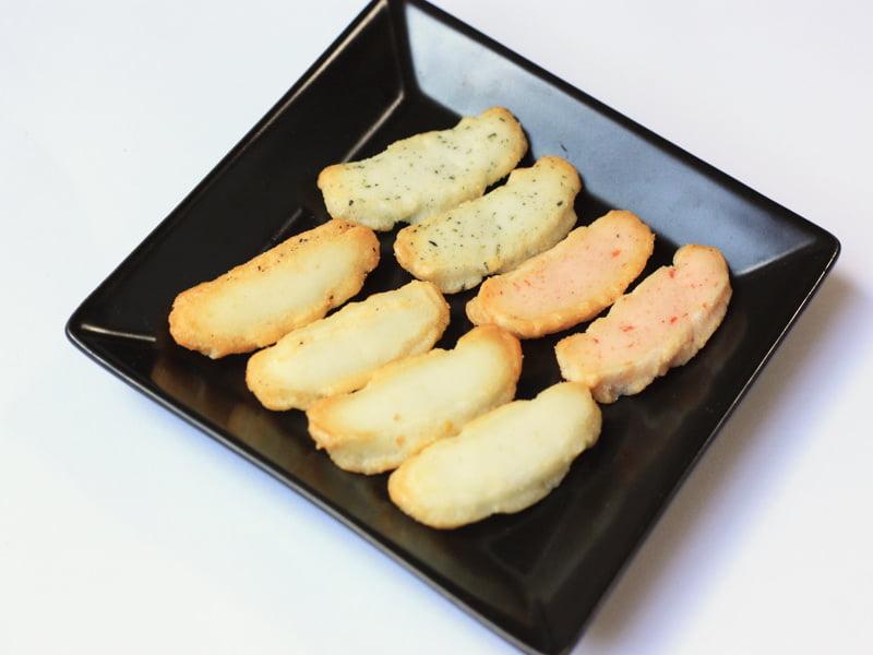 サラダホープ4種ミックス 中身の写真