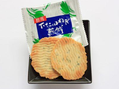 下仁田ねぎ煎餅