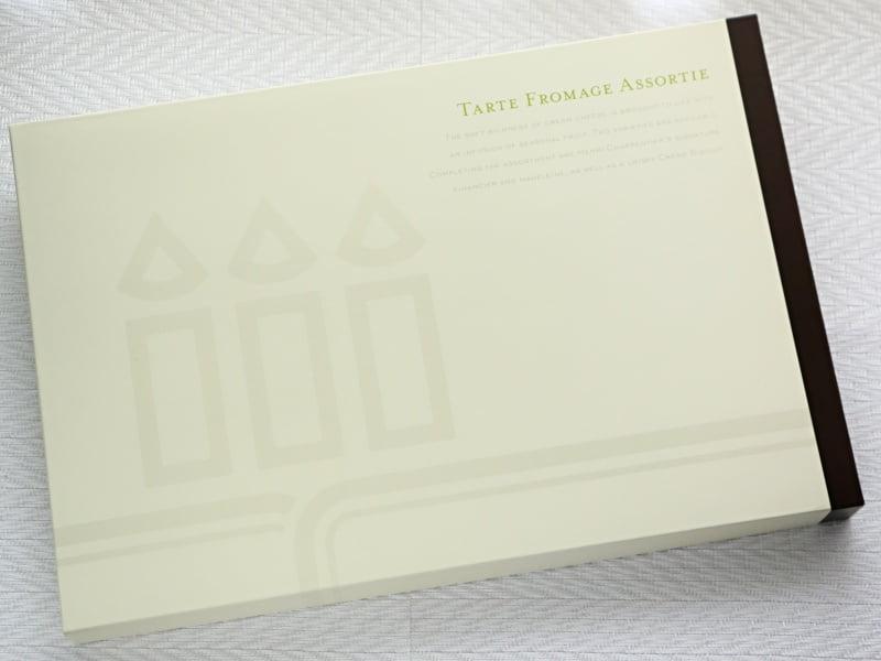 タルトフロマージュアソート外装写真