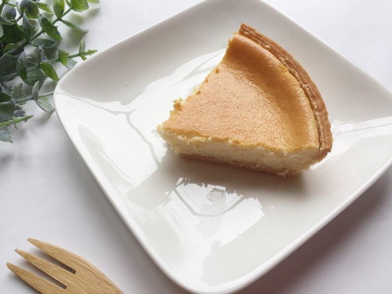 モロゾフデンマーククリームチーズケーキ中身写真