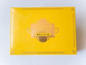 エッセンポテト 明太子バター味 外装