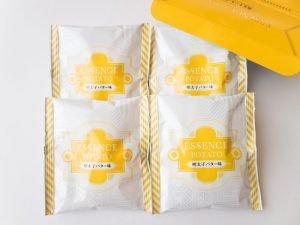 エッセンポテト 明太子バター味 開封