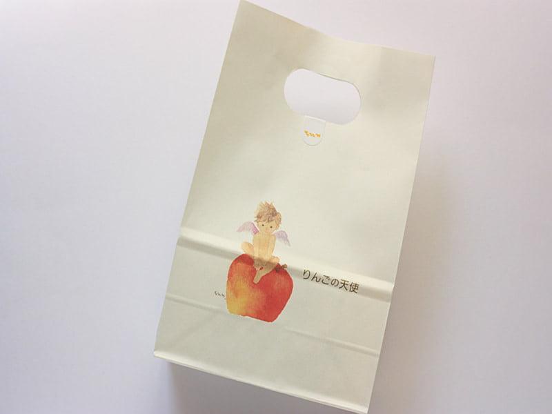 開運堂 りんごの天使 外装