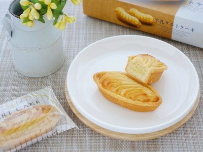 六甲山 牛乳タルトケーキ