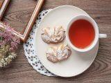 御菓子 花岡 ウェナーデザートクッキー 中身の写真