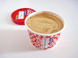 桔梗信玄餅アイスプレミアム 中身(全体)