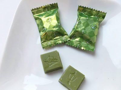 神戸フランツ 神戸ハイカラチョコレート(抹茶)