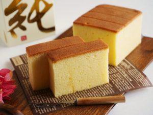 小岩井農場物語 純良発酵バターケーキ中身