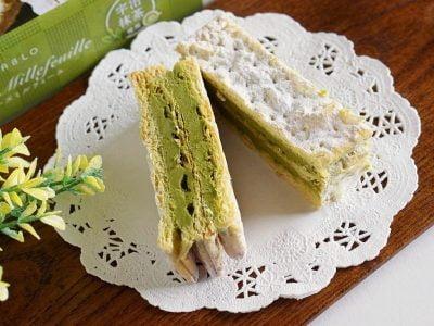 PABLO(パブロ) 宇治抹茶チーズミルフィーユ