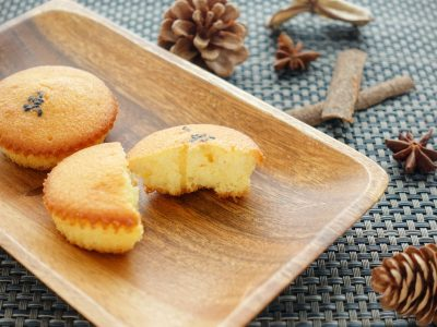 六甲山 黒ごまスイートポテトケーキ