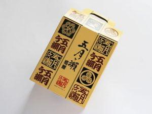 五月ヶ瀨煎餅 外装