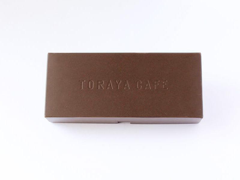 和栗とチョコレートのフォンダン 外装