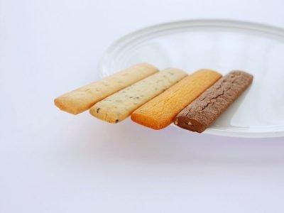 上野風月堂 フラットバークッキー