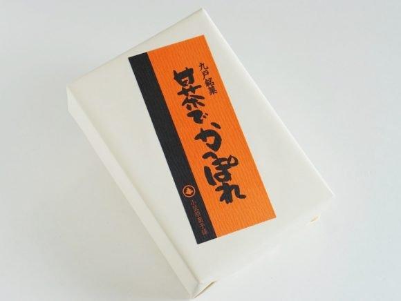 小笠原菓子舗 甘茶でかっぽれ外装