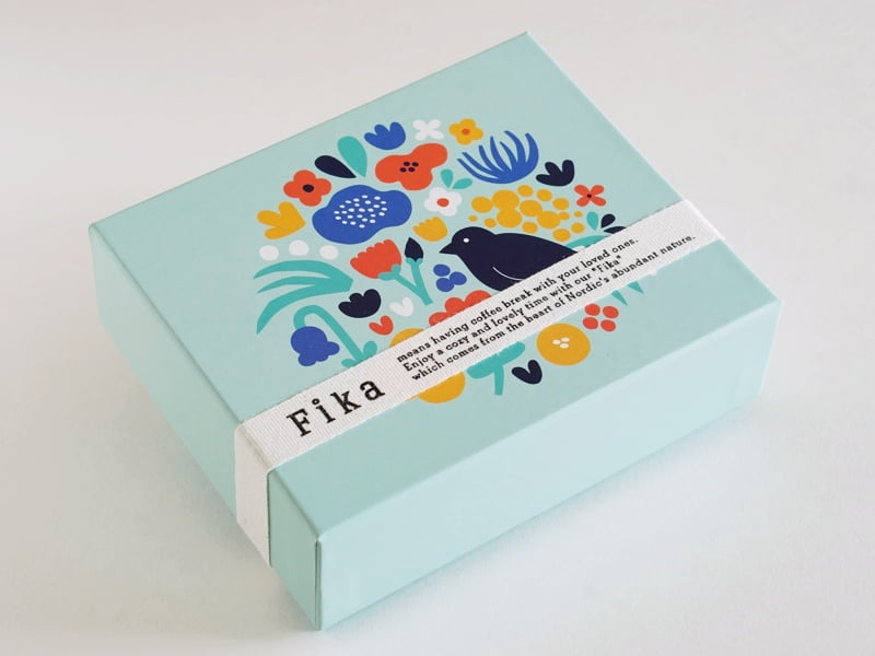 fika(フィーカ) フィンスカピンナー外装