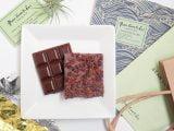 グリーン ビーン トゥ バー チョコレート マダガスカル 中身の写真