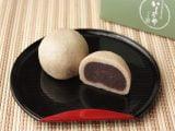 信州飯田いとうや 本そば饅頭 中身の写真