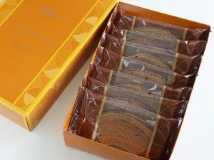 ユーハイム リーベスバウム チョコレート開封後