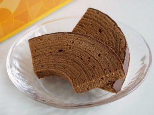ユーハイム リーベスバウム チョコレート中身