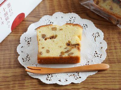 藤勇 十割糀みそケーキ