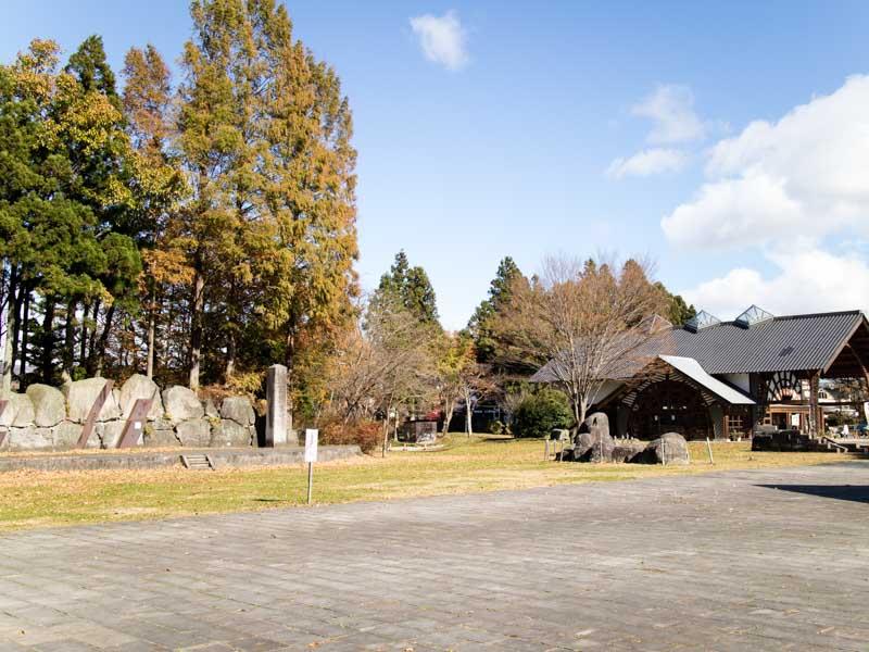 道の駅那須高原友愛の森 広場