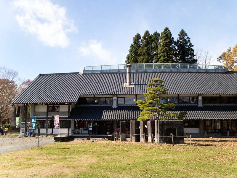 道の駅那須高原友愛の森 工芸館