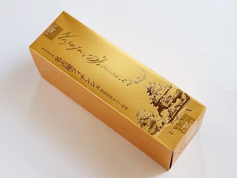 名古屋フィナンシェ 黄金箔 外装写真