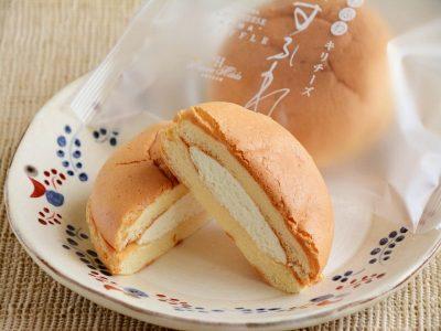 お菓子の日高 キリチーズ生すふれ