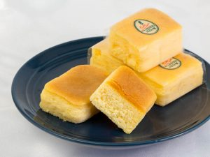 夢菓子工房ププリエ ほろほろチーズ 中身の写真