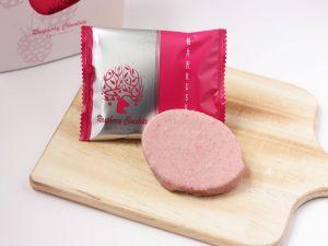 軽井沢チョコレートファクトリー 軽井沢ラスク ラズベリーチョコレート 中身の写真