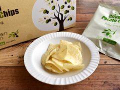 カルビー オリーブオイルポテトチップス アンチョビガーリック味
