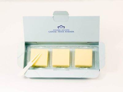 ショコラ・デ・ロワ ホワイトチョコレート