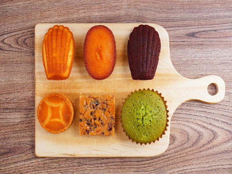 平五郎 焼き菓子セレクション 中身の写真