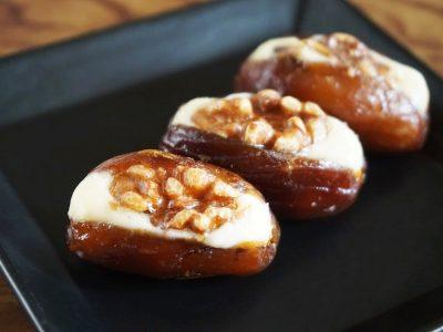 HIGASHIYA 棗(なつめ)バター