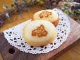 北海道白いチーズケーキ 中身の写真