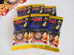 亀田の柿の種 スパイシーチーズ風味